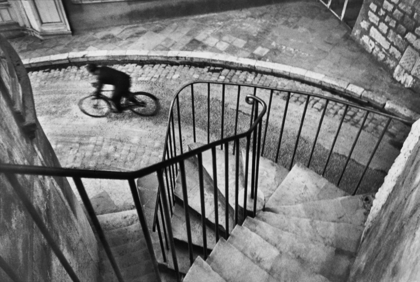 Henri Cartier-Besson - a Decisive Moment
